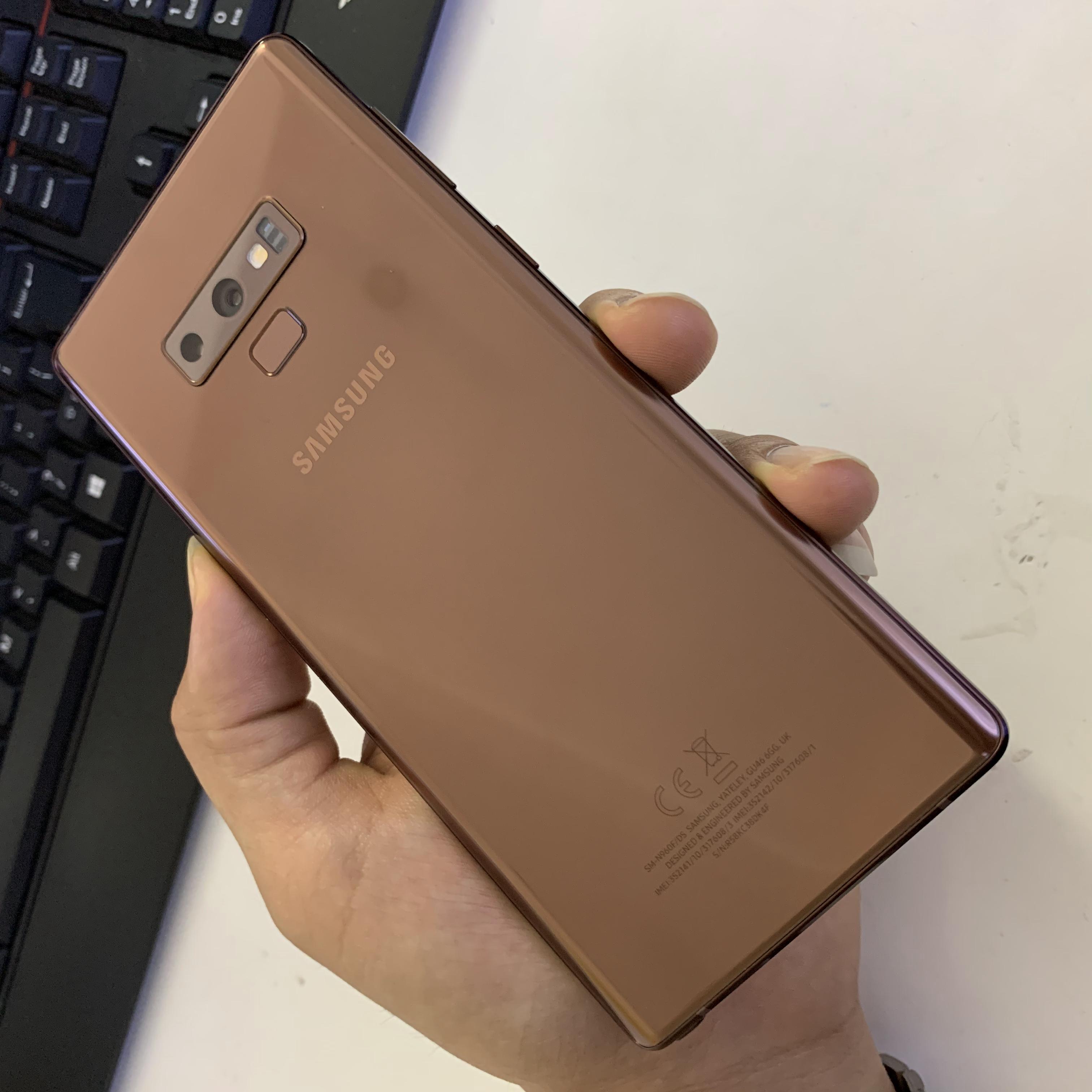 Samsung Galaxy Note 9 Chính hãng