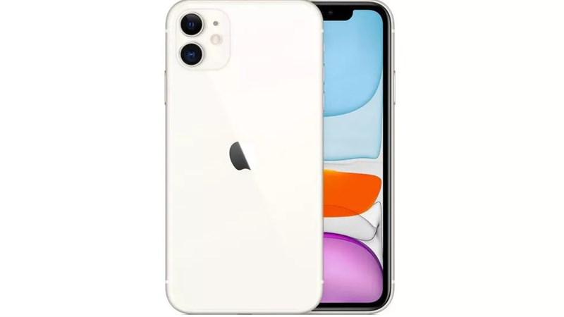 iPhone 11 - 64GB - Chính hãng VN/A 99% Trắng