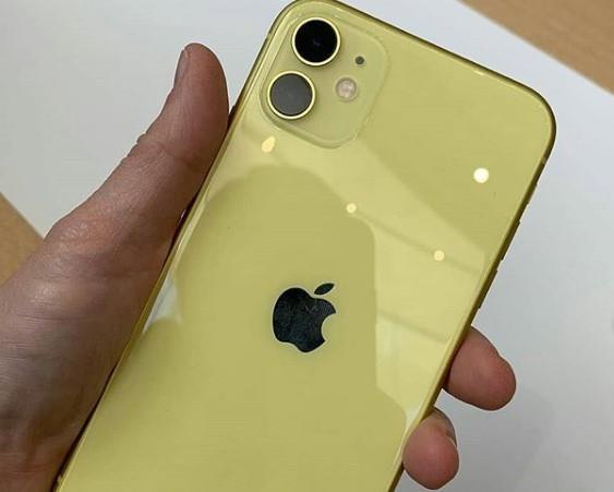 iPhone 11 - 64GB - Chính hãng VN/A