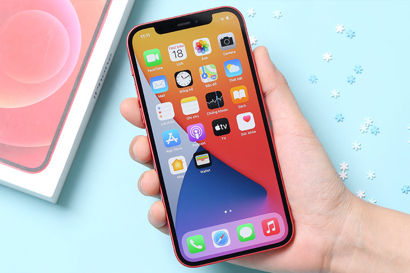 Điện thoại iPhone 12 128GB
