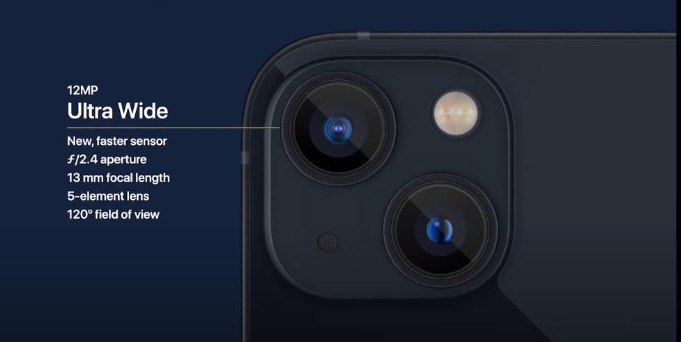 Điện thoại iPhone 13 256GB