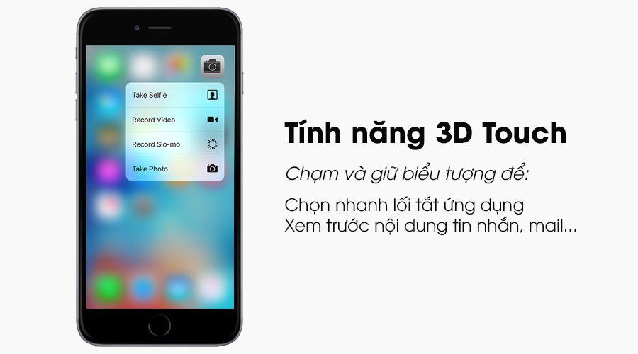 iPhone 6s Plus - 64GB Quốc tế 99%
