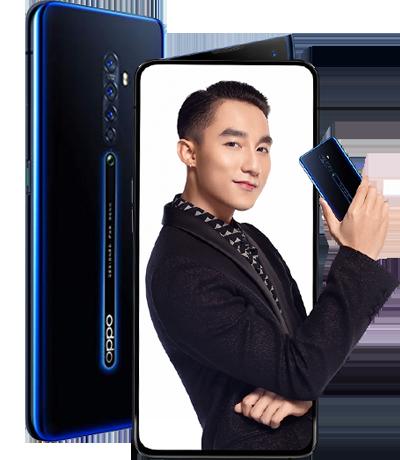 Oppo Reno 2 - 8GB/256GB - Chính Hãng