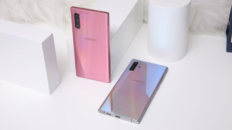 Samsung Galaxy Note 10 Plus - Chính hãng - NEW