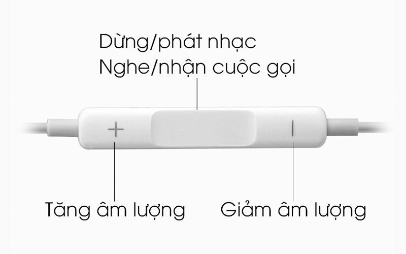Tai nghe nhét tai Earpods Apple MNHF2