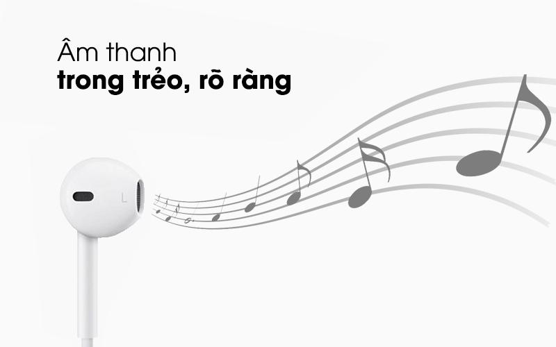 Tai nghe nhét trong EarPods Lightning Apple MMTN2