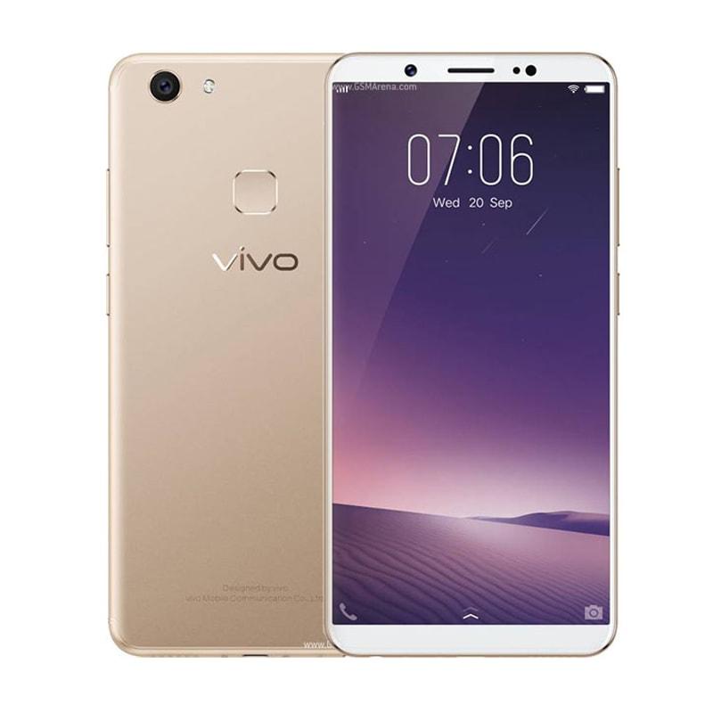 Vivo V7 Plus - 4GB/64GB - 99% - Màu vàng
