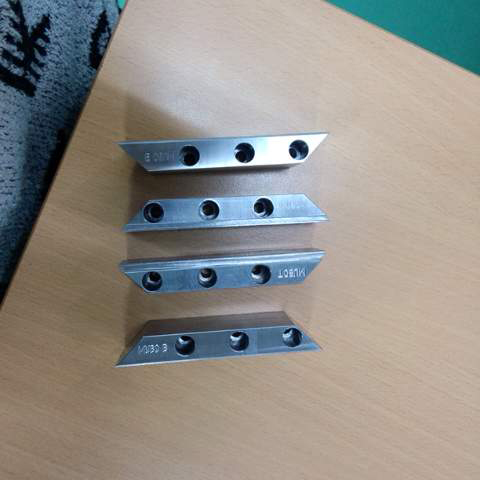 MU8000 Bending Core jig Block