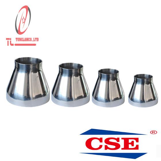 Côn thu đều CSE Inox 304,304L,316,316L