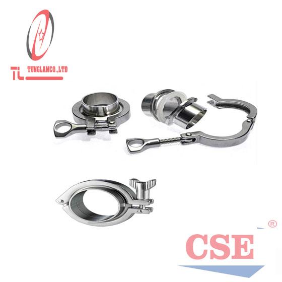 Clamp CSE Inox 304,304L,316,316L