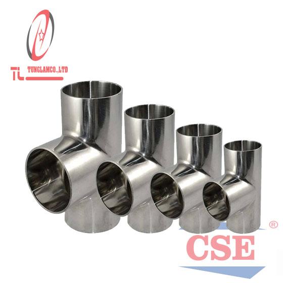 Tê Đều CSE Inox 304,304L,316,316L