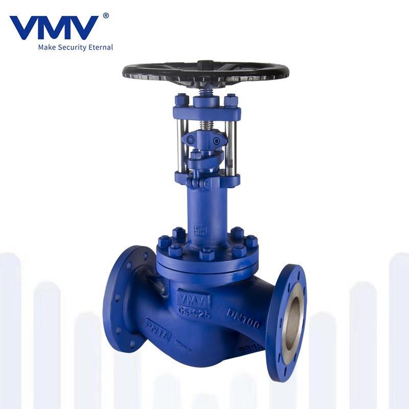 Van cầu hơi VMV