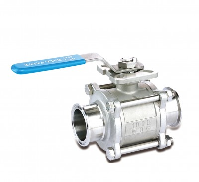 Tri Clamp Sanitary Ball Valves