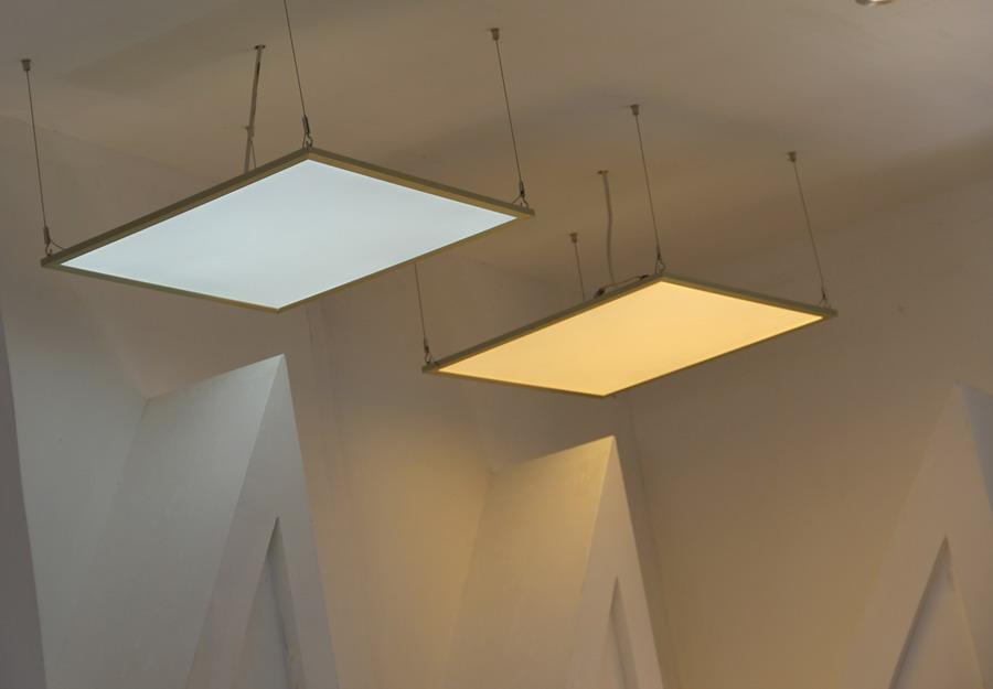 Image result for đèn led tấm panel