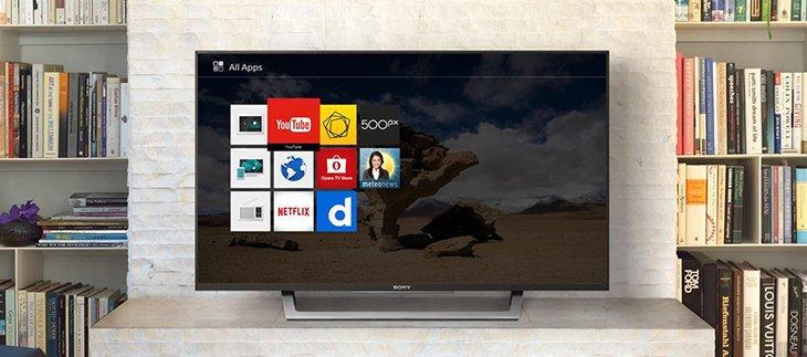 Nên mua Internet tivi hay Smart tivi?