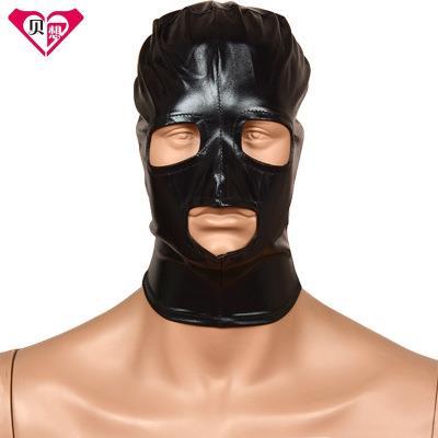 Bao trùm đầu bịt mặt cosplay bạo dâm - BD17