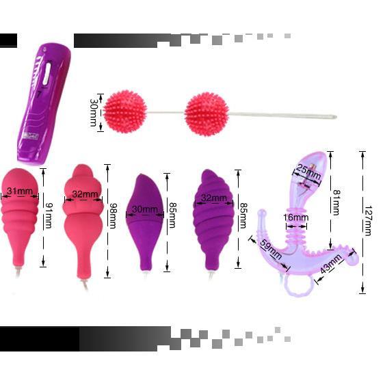 Sexs toy cho nữ giá rẻ bộ trứng rung đa năng - TR21