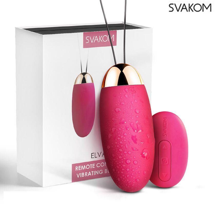 Trứng Tình Yêu Svakom Hàng USA - TR58