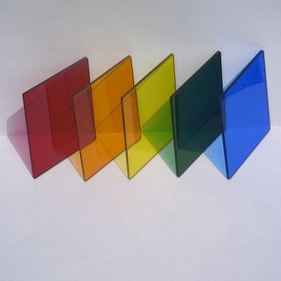 Kính sơn màu chịu nhiệt ứng dụng trong trang trí nội thất