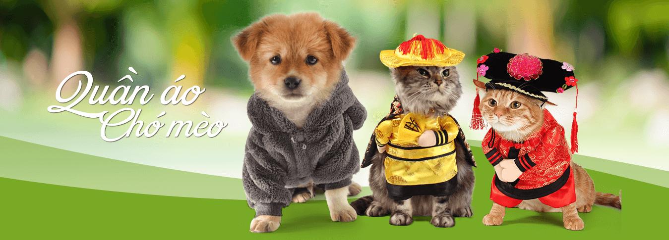 Những điều cần lưu ý khi kinh doanh quần áo chó mèo