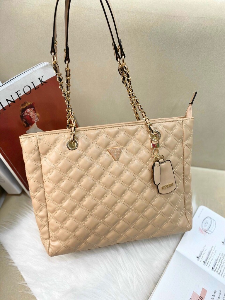 Túi GUE55 CESSILY Quilted TOTE