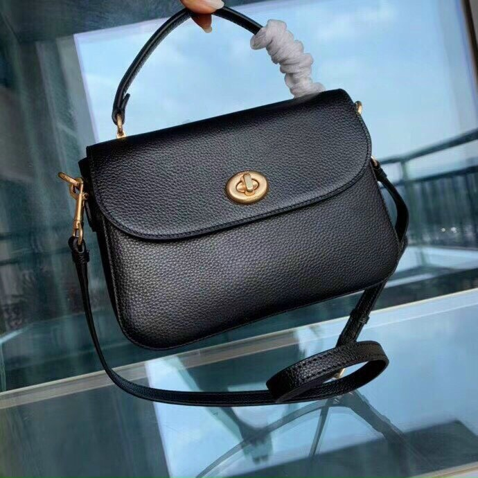 TÚI C🅾️ACH MARLIE TOP HANDLE SATCHEL
