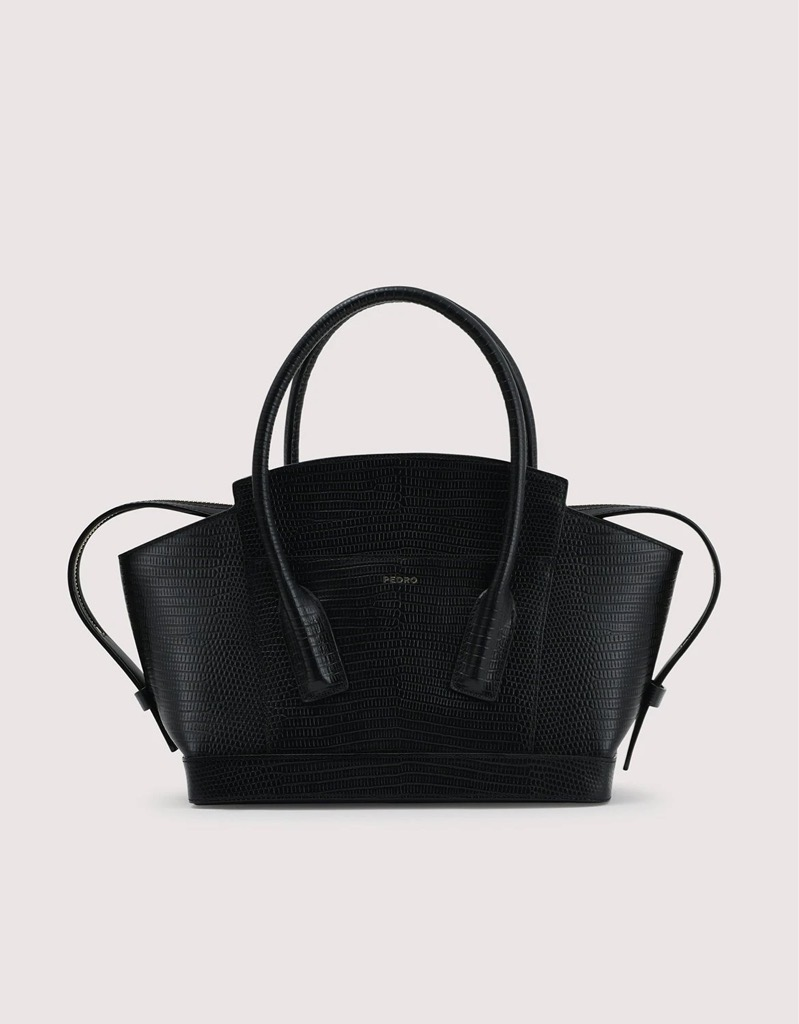 tui-pedr-embossed-leather-top-handle-bag