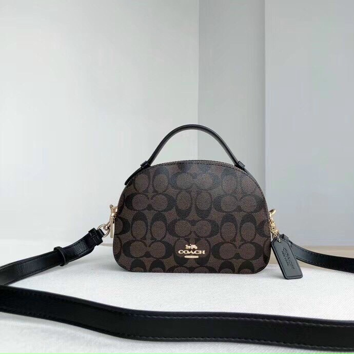 TÚI CO🅰️CH Serena Satchel