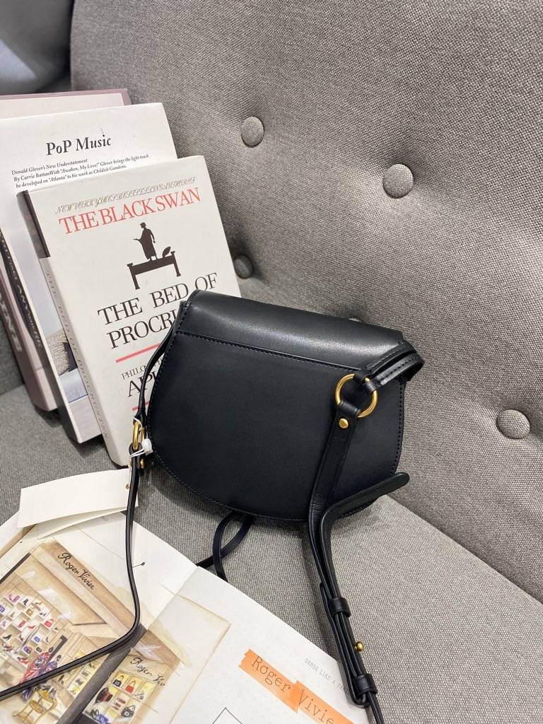 TÚI T🅾️RY BURCH MILLER SADDLE BAG