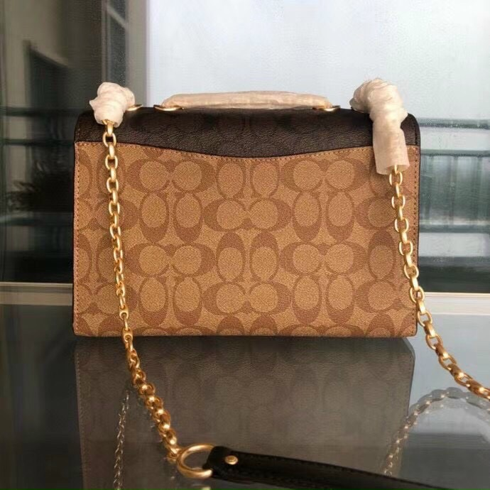 TÚI CO🅰️CH LANE SHOULDER BAG