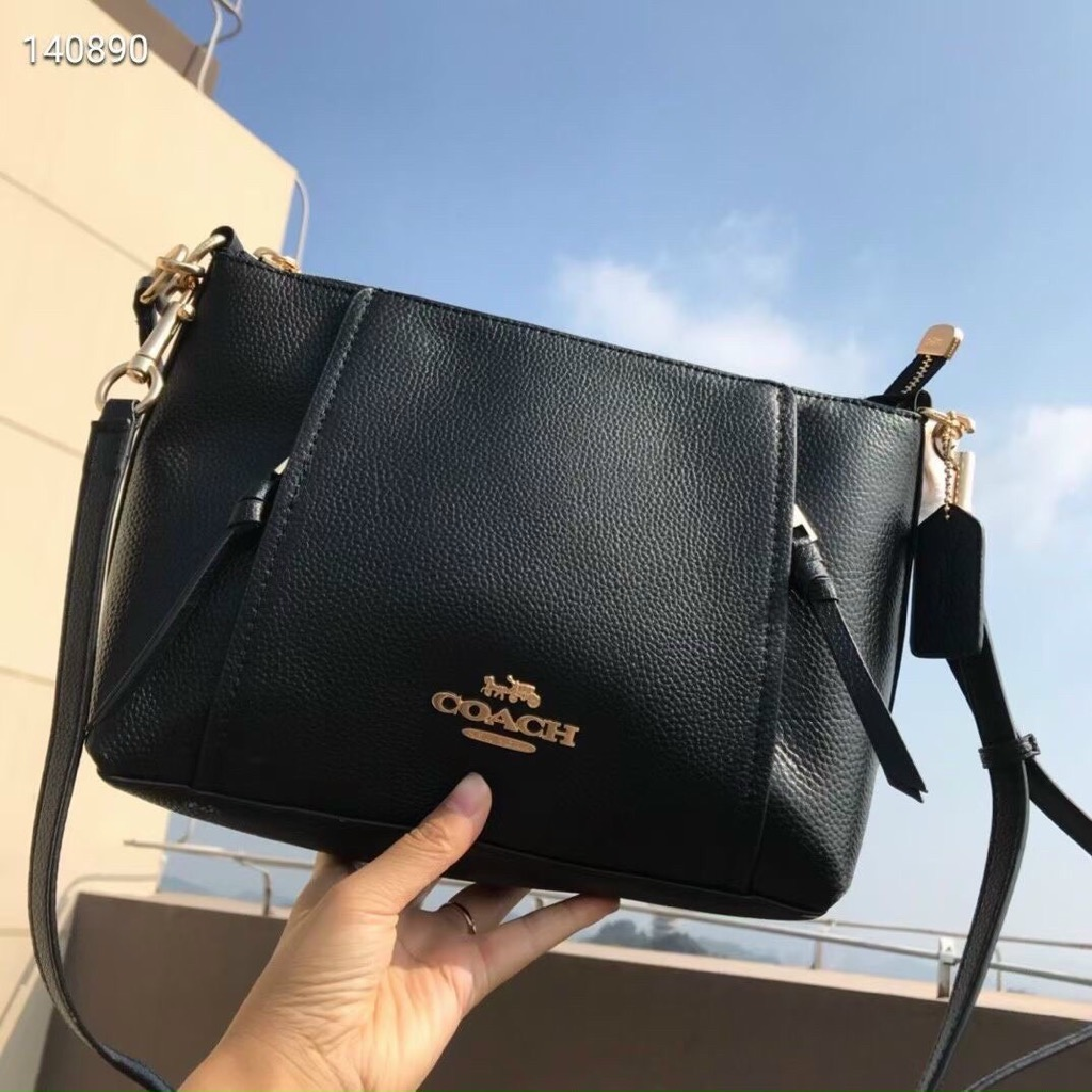 TÚI C🅾️ACH MARLON SMALL shoulder bag