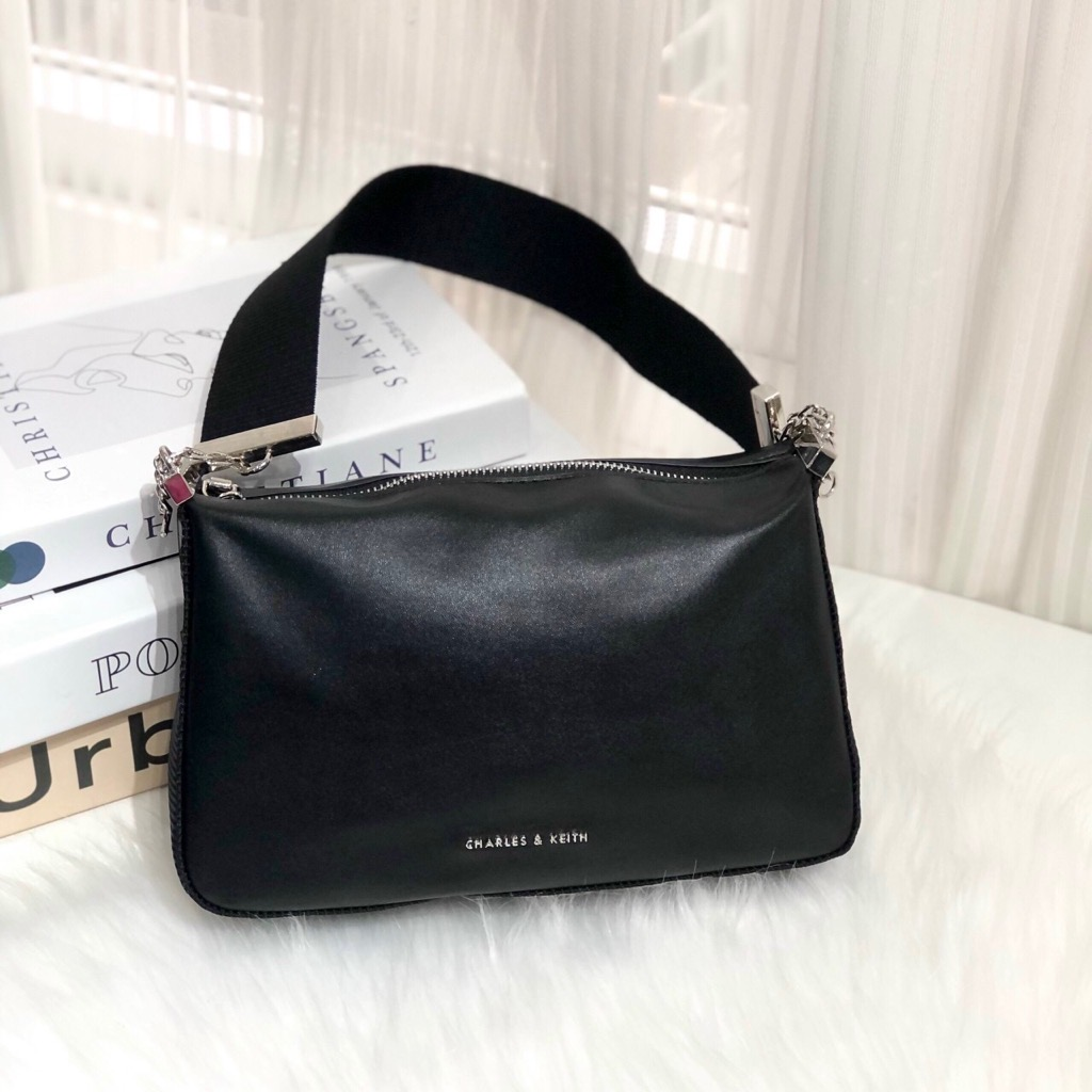 TÚI CNK ZIP SHOULDER BAG