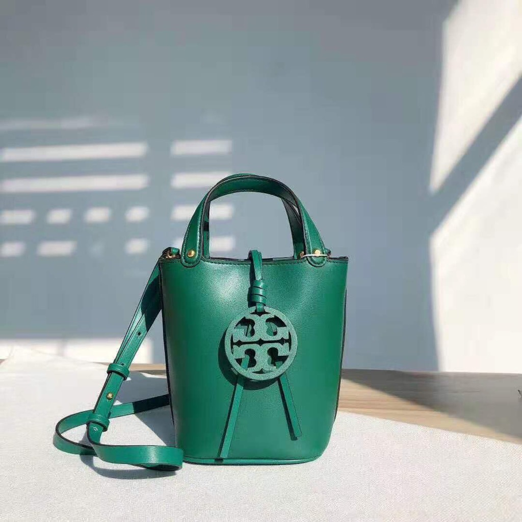 TÚI T🅾️RY MILLER mini bucket bag