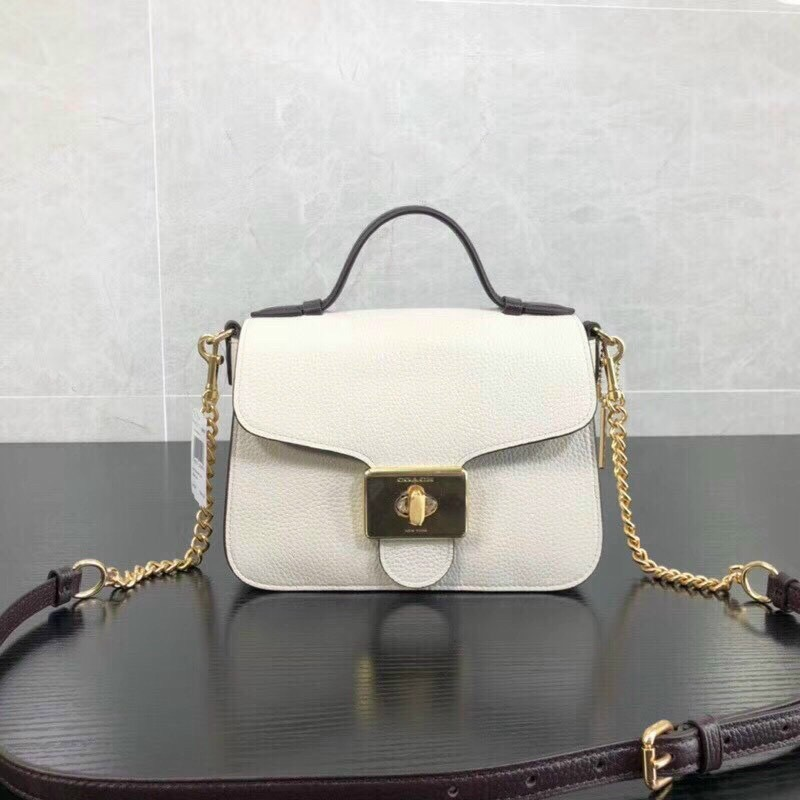 TÚI CO🅰️CH CASSIDY TOP HANDLE CROSSBODY