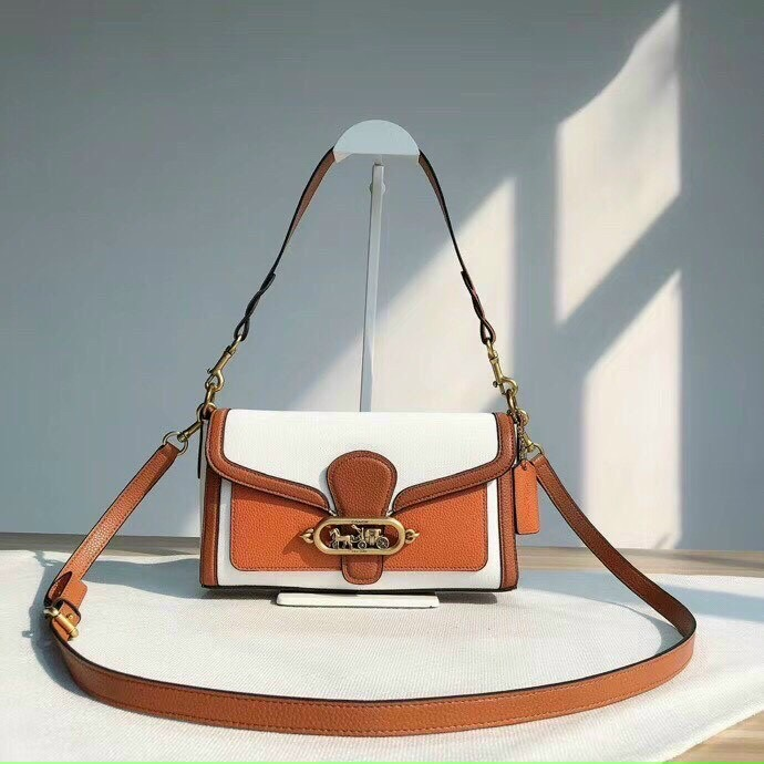 TÚI CO🅰️CH SMALL JADE SHOULDER BAG