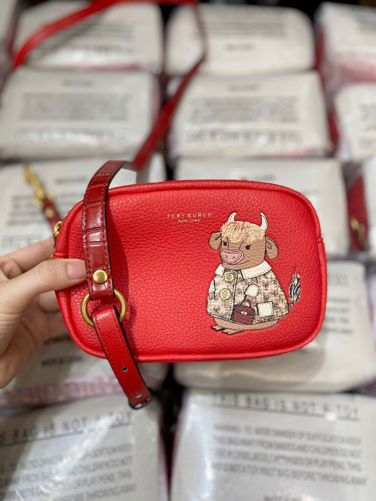 TÚI T🅾️RY BURCH OZZIE THE OX crossbody