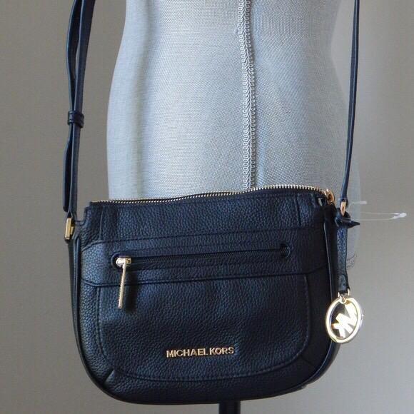 Túi đeo chéo MICH🅰️EL K🅾️RS JULIA MESSENGER