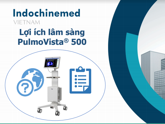 PULMOVISTA500- CLINICAL BENEFITS