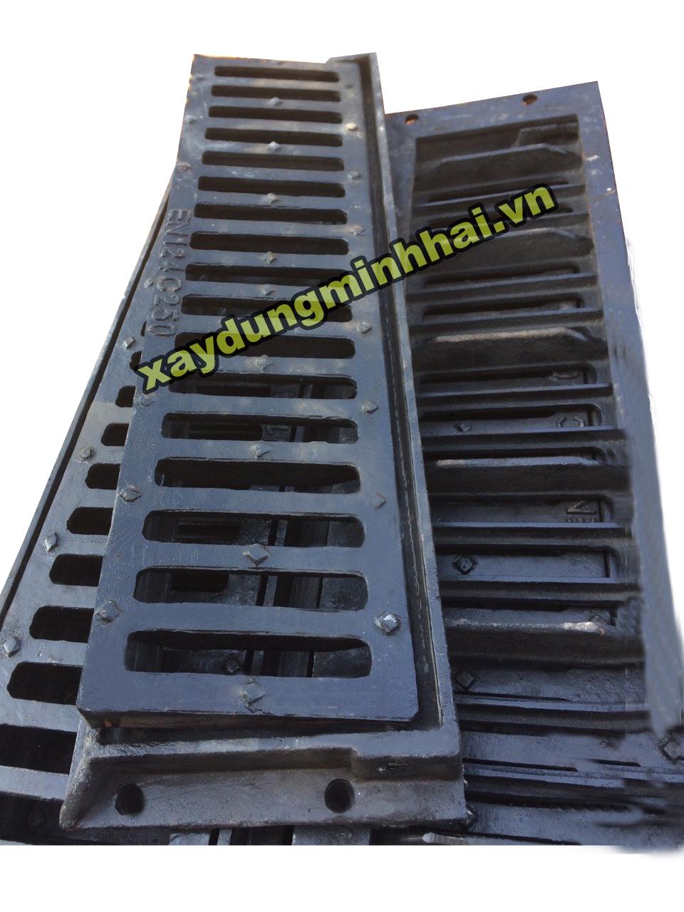 Lưới chắn Rác Gang Cầu 980x280x50mm   Giá tại Xưởng   Luôn có sẵn.
