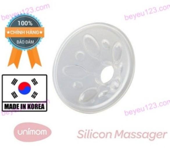 Size M 24mm - Matxa Silicone phụ kiện cho máy hút sữa điện và tay Unimom Hàn Quốc