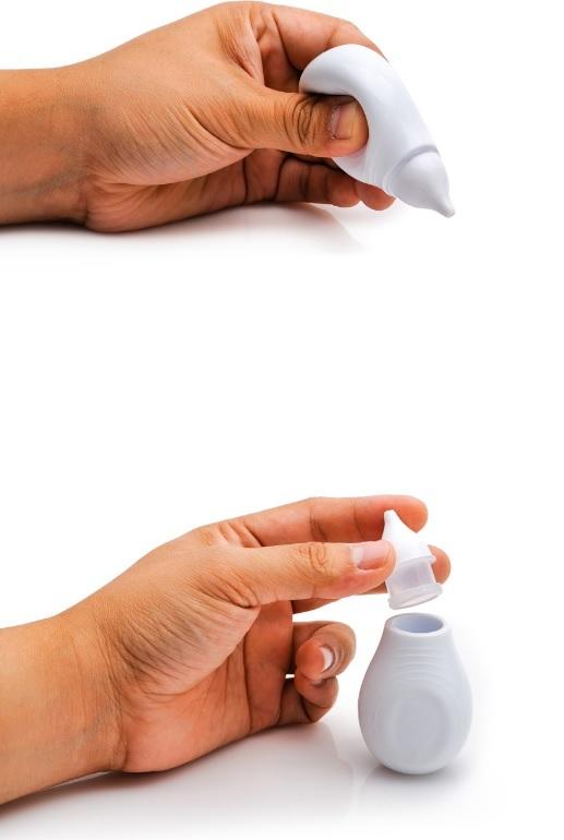 Hút mũi bóp đầu mềm an toàn cho bé Upass Thái Lan - UP1002NT