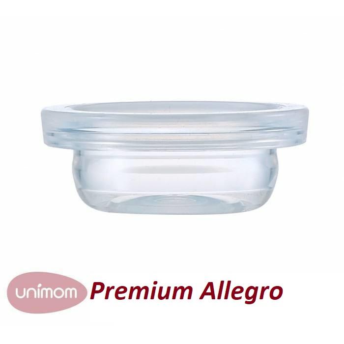 Cuống silicone Phụ kiện cho máy hút sữa điện UNIMOM Premium Allegro Hàn Quốc