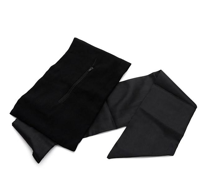 Muối thảo dược quấn bụng kèm đai vải giảm mỡ bụng sau sinh VietCare