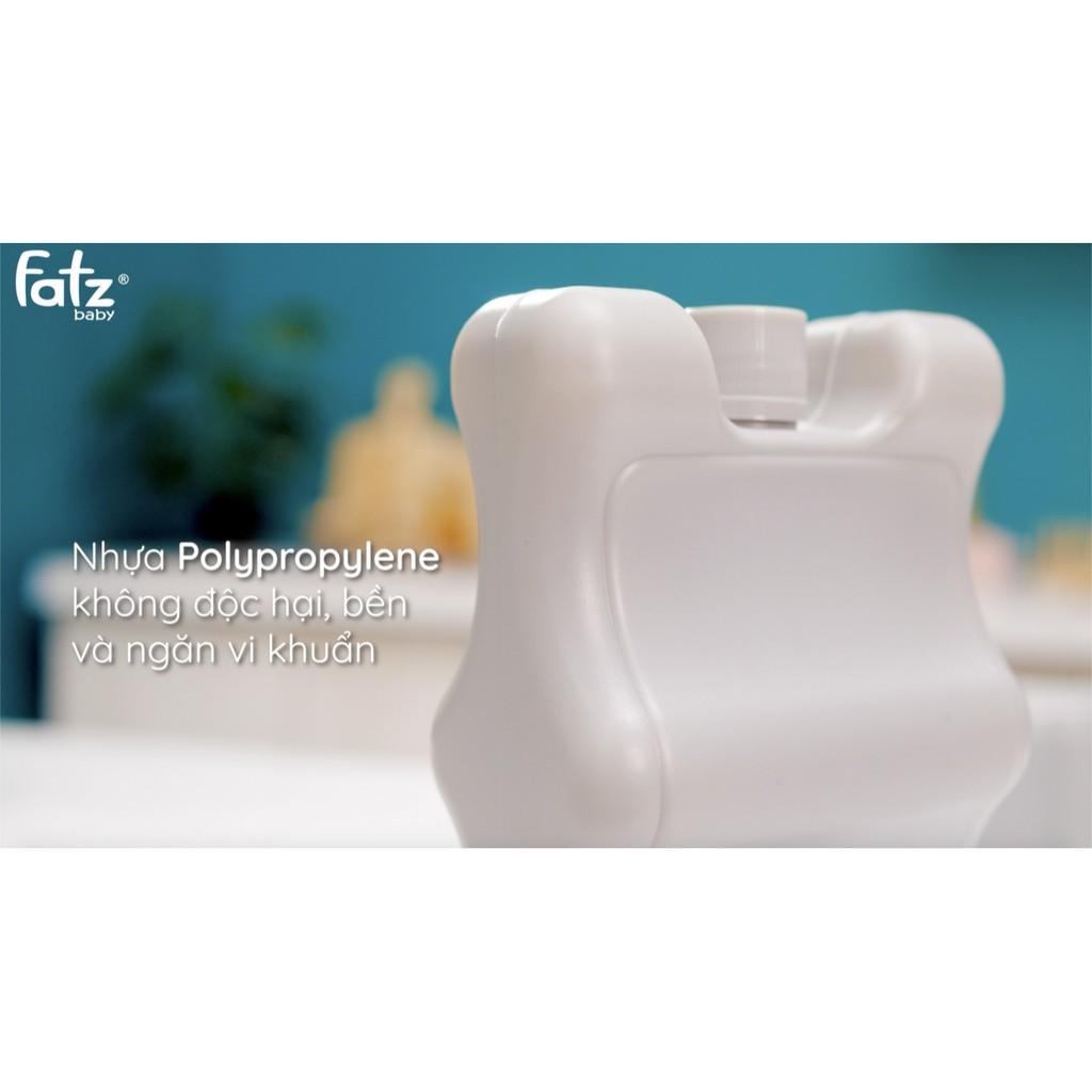 1 Thanh Đá khô khô 3 sóng Fatzbaby Frozen 1 - giữ lạnh trữ sữa mẹ và thực phẩm - FB0020VN