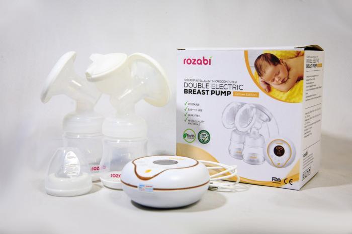 Van chân không ROZABI BASIC - phụ kiện cho máy hút sữa điện đôi