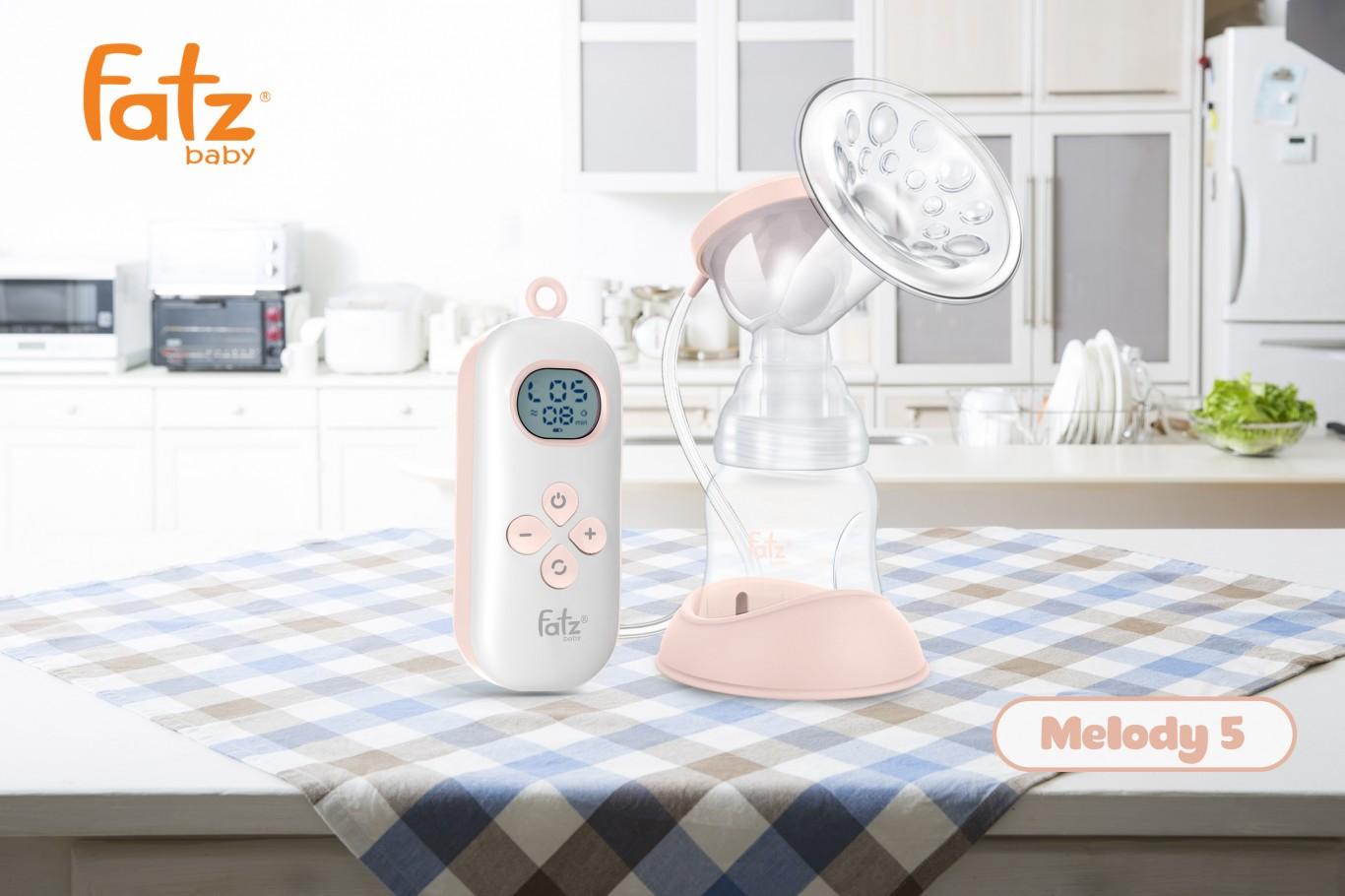 Bộ lá Van chân không FatzBaby Melody 1,2,3,4,5 - phụ kiện thay thế cho máy hút sữa điện đơn Fatz