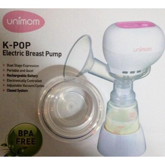 Cuống silicone phụ kiện máy hút sữa điện UNIMOM Kpop Hàn Quốc