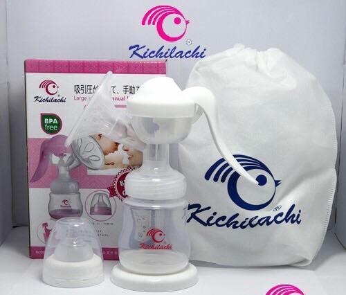 Máy hút sữa mẹ cầm tay Kichilachi Nhật