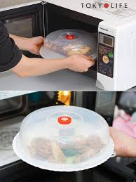 Nắp đậy thực phẩm dùng cho lò vi sóng Inomata - Nhật Bản - KBN 03202