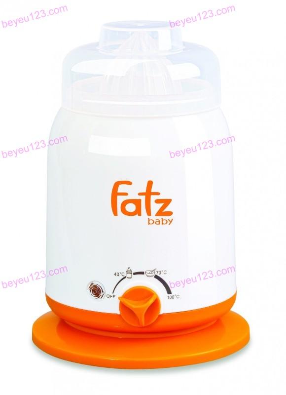 Máy hâm sữa thức ăn 4 chức năng Fatzbaby FB3002SL